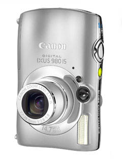 Canon SD 990 IS