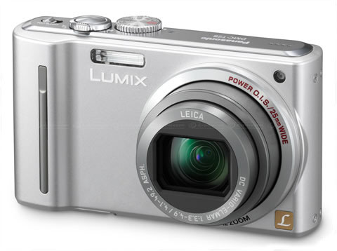 Panasonic DMC-TZ8