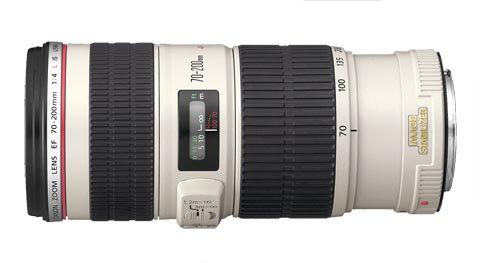 Canon EF 70-200 mm F4L IS USM