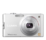Panasonic Lumix DMC FX66