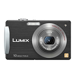 Panasonic Lumix DMC FX500