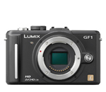 Panasonic Lumix DMC GF1