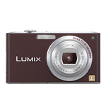 Panasonic Lumix DMC FX33