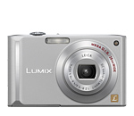 Panasonic Lumix DMC FX55