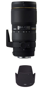 Sigma announces the APO 70-200mm F2.8 EX DG MACRO HSM - digital camera and photography news